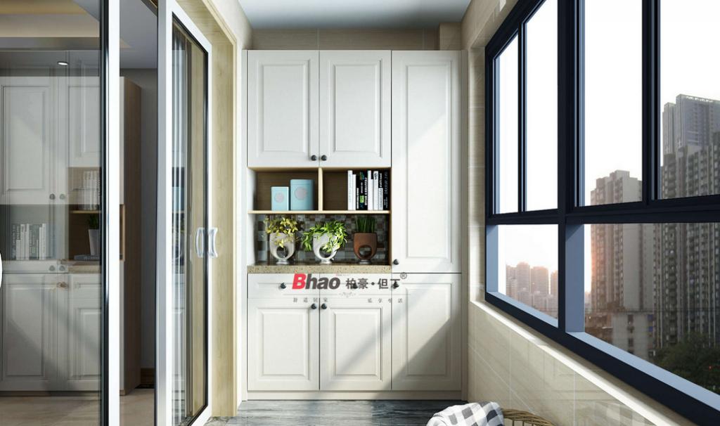 北欧现代-柏豪但丁家居-衣柜-全屋定制-高端定制品牌-舒适居家-乐享生活